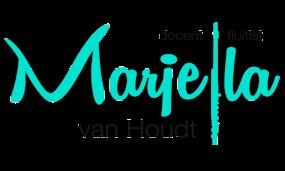 Logo Docente en fluitiste Dwarsfluit Marjella van Houdt